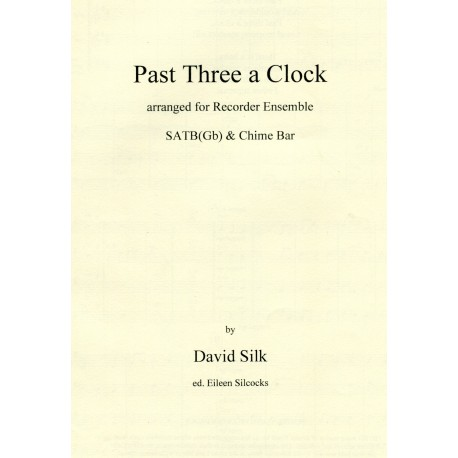 Past Three a Clock