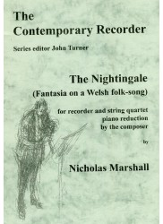 Nightingale (Fantasia on a Welsh folksong)