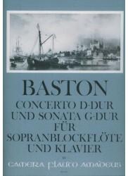 Concerto in D Major and Sonata in D Major