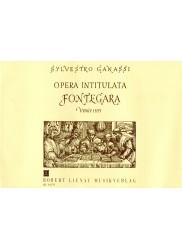 Fontegara 1535