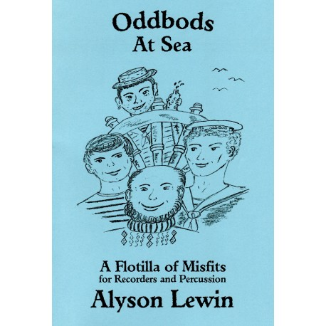 Oddbods At Sea