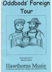 Oddbods' Foreign Tour