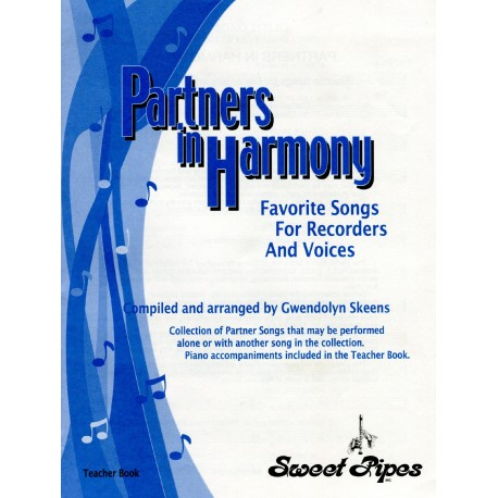 Partners In Harmony - Teacher