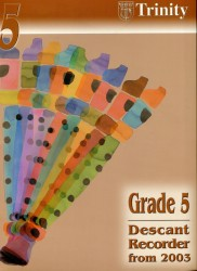 Grade 5 Descant Recorder from 2003