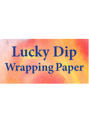 Lucky Dip Wrapping Paper