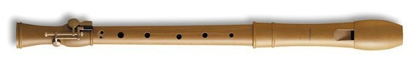 Canta Treble Recorder (with double key) in Pearwood