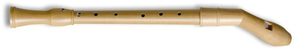 Canta Knick Tenor Recorder (without key) in Pearwood