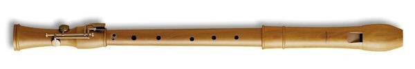 Canta Tenor Recorder (with key) in Pearwood