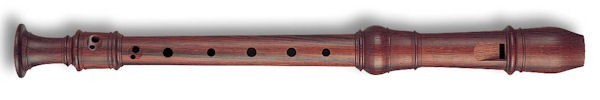 Denner Descant Recorder in Rosewood