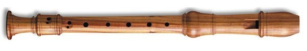 Denner Descant Recorder in Tulipwood