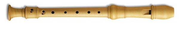 Denner Descant Recorder in European Boxwood