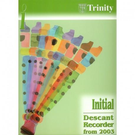 Trinity Grade Exam Initial 2003