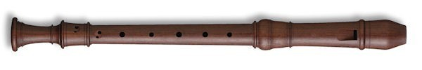 Denner Treble Recorder in Rosewood