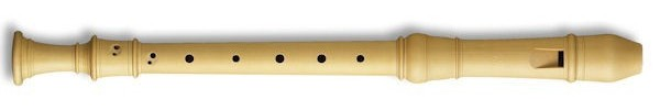 Denner Treble Recorder in Castello boxwood