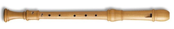 Denner Tenor Recorder in Pearwood