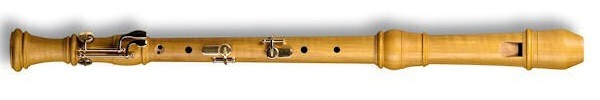 Denner Comfort Tenor Recorder in Pearwood