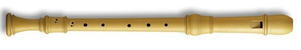 Denner Tenor Recorder in Castello Boxwood