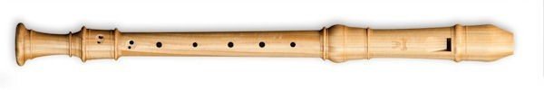 Denner-Edition Treble Recorder in Satinwood