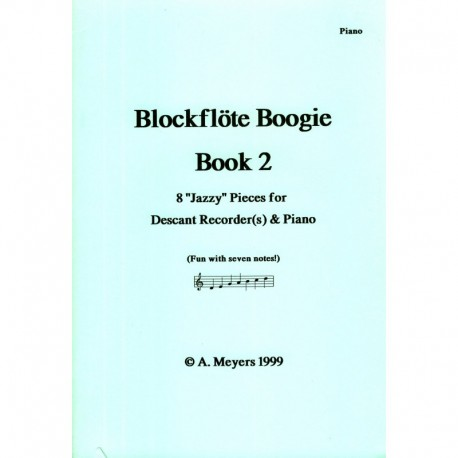 Blockflote Boogie Book 2