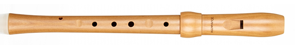 Pentatonic Recorder in Pearwood
