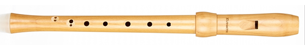 Descant Recorder in Pearwood