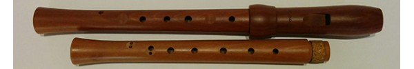 Combination Recorder in Pearwood