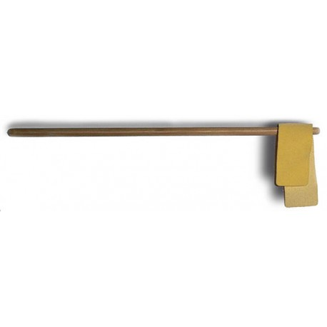 Wooden Cleaning Rod Tenor Recorder