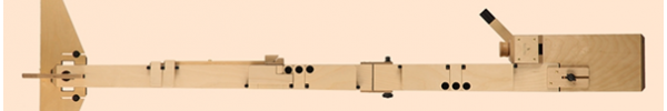 Contrabass Recorder in Birch
