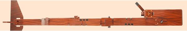 Contrabass Recorder in Birch/Rosewood