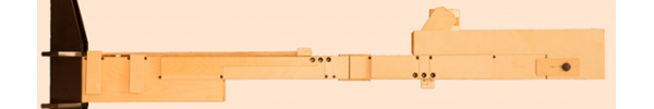 Subcontrabass Recorder in Birch