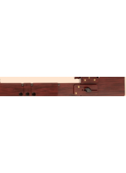 Basset Recorder in Birch/Rosewood