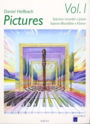Pictures, Vol 1 (with CD)