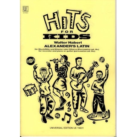 Alexander's Latin - Hits for Kids