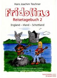 Fridolins Travel Diary Vol 2