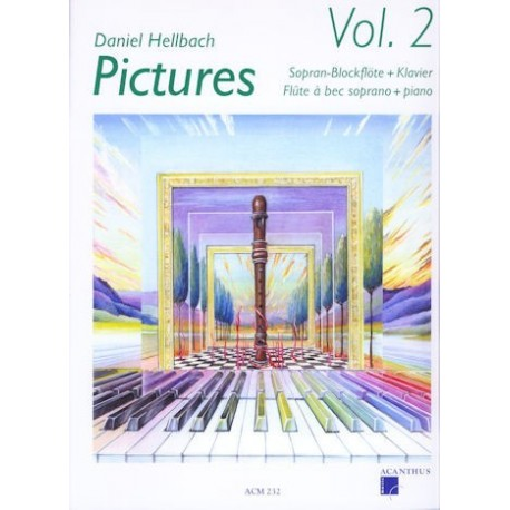 Pictures, Vol 2 (with CD)