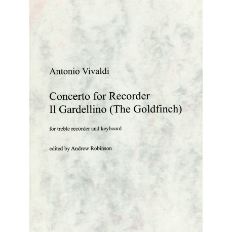 Il Gardellino (The Goldfinch)