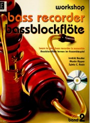 Workshop Bass Recorder, Vol 2 +CD