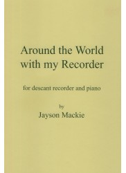 Around the World with my Recorder
