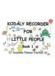 Kodaly Recorder for Little People Book 1