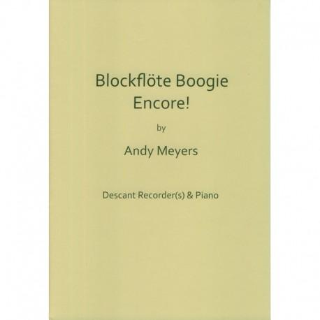 Blockflote Boodie Encore!