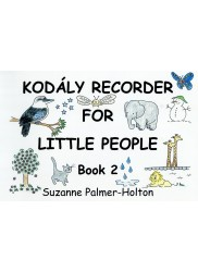 Kodaly Recorder for Little People Book 2