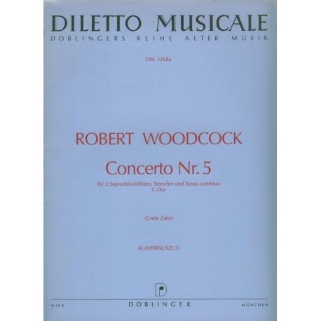 Concerto No. 5 in C Major