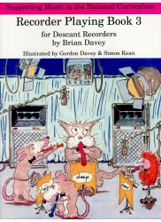 Recorder Playing for Descant Recorders Book 3