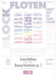 Bravour Variations Opus 7