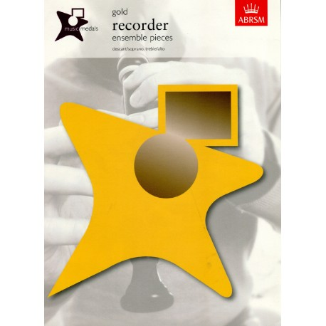 Music Medals: Gold Recorder Ensemble Pieces