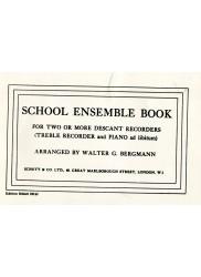 School Ensemble Book