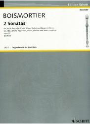 2 Sonatas Op 27
