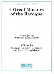 4 Great Masters of the Baroque