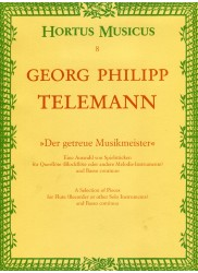 Der Getreue Musikmeister (The Faithful Music Master)