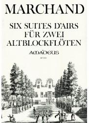 Six Suites D'Airs